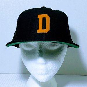 70's Vintage New Era Dupont Pro Model Snapback Cap